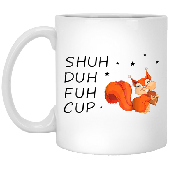 Funny Squirrel Mug