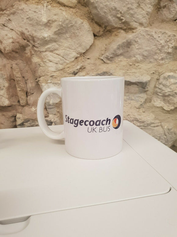 Stagecoach Bus Transport Cup