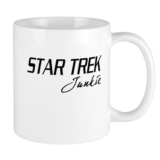 Star Trek Junkie Coffee Mug