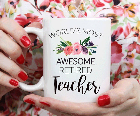 Teacher Retirement Gift
