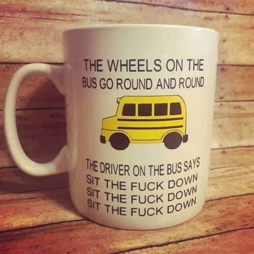 The Wheels On The Bus Go Round & Round