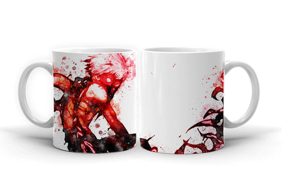 Tokyo Ghoul Anime Coffee Mug 11oz Color Changing Mug - Eureka Mugs