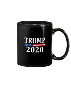 Trump 2020 Ceramic Coffee Mug