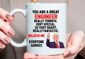 Trump Engineer Mug
