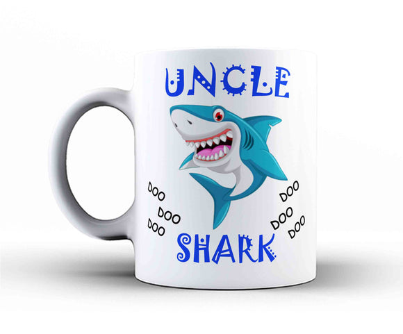 Uncle Shark Doo Doo MUG