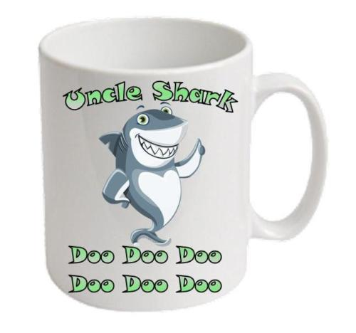 Uncle Shark Mug