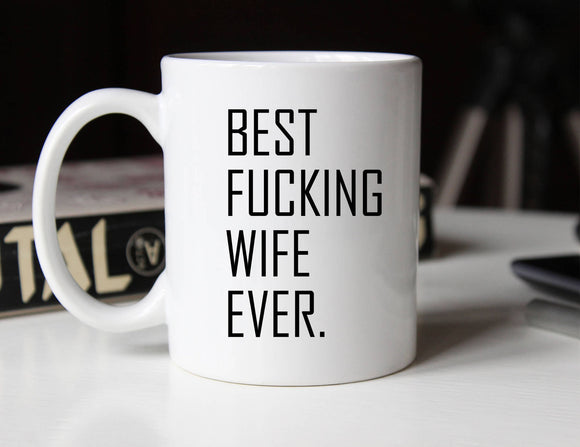 Valentines Gift For Wife, Gift For Her, Gift Ideas 2018 - 11oz Coffee Mug - Eureka Mugs