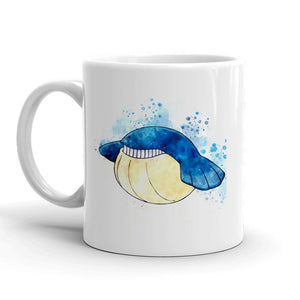 Wailmer Pokemon Mug 11oz. Ceramic Tea Cup Color Changing Anime Coffee Mug Q320 - Eureka Mugs