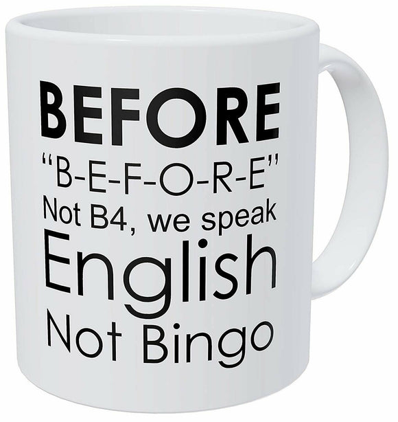 Willcallyou English Teacher Coffee Tea Drink Mug