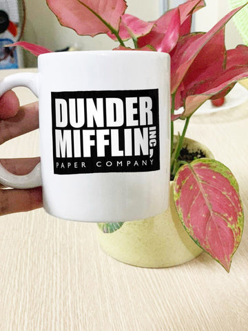 World's Best Boss Coffee Mug (The Office, Dunder Mifflin