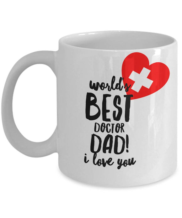 World's Best DOCTOR DAD!