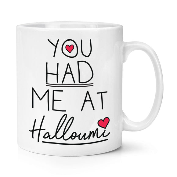You Had Me At Halloumi