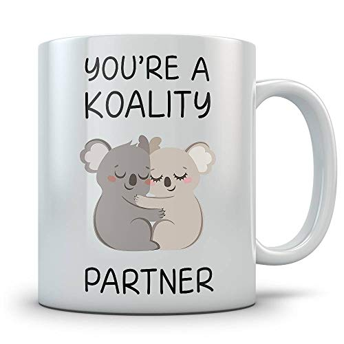 You're A Koality Partner Coffee Cup
