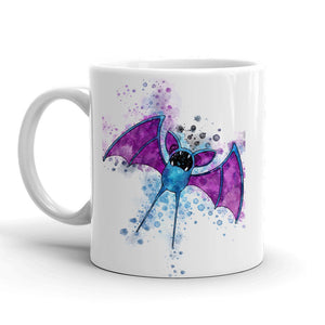 Zubat Pokemon Mug 11oz. Ceramic Tea Cup Color Changing Anime Coffee Mug Q41 - Eureka Mugs