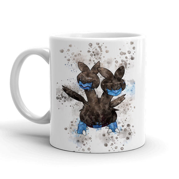 Zweilous Pokemon Mug 11oz. Ceramic Tea Cup Color Changing Anime Coffee Mug Q634 - Eureka Mugs