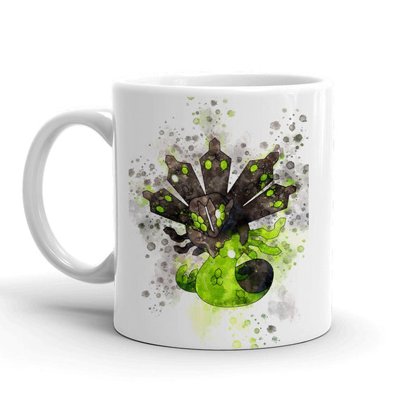 Zygarde Pokemon Mug 11oz. Ceramic Tea Cup Color Changing Anime Coffee Mug Q718 - Eureka Mugs
