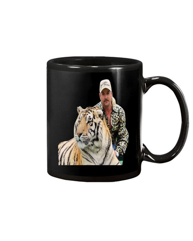 A Dark Journey Into The World Of A Man Gone Wild Coffee Mug