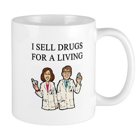 Pharmacist Coffee Mug