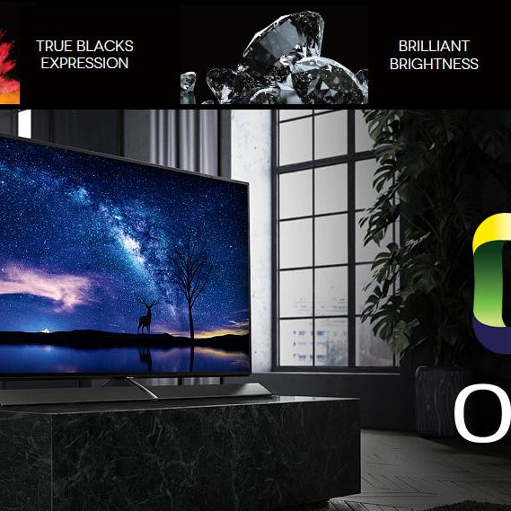 Panasonic OLED TVs are the choice of Hollywood professionals