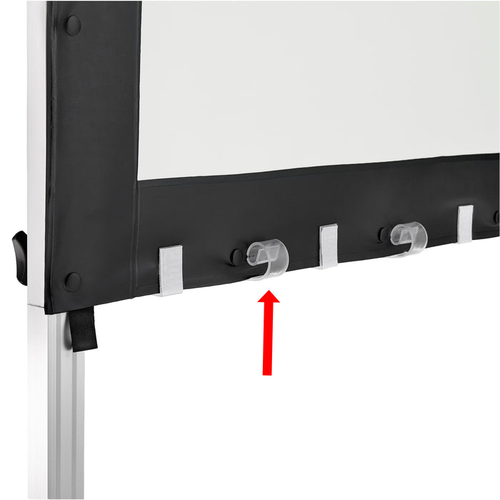 Replacement Clips for Screen Skirt