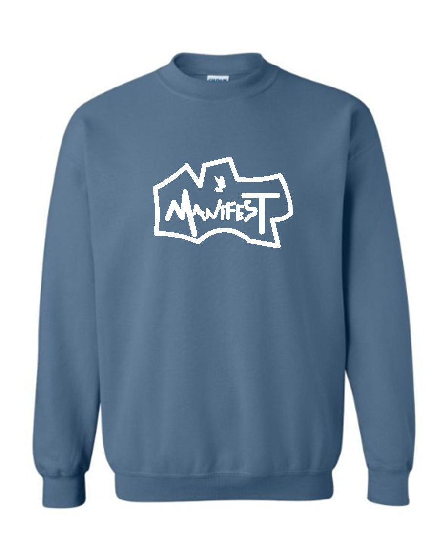 MANIFEST SWEAT SHIRT