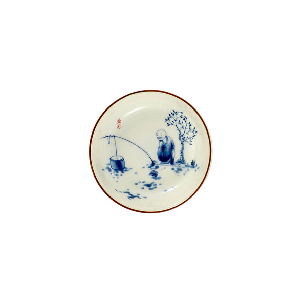 Dao Tea Cups Jingdezhen Porcelain Different Patterns