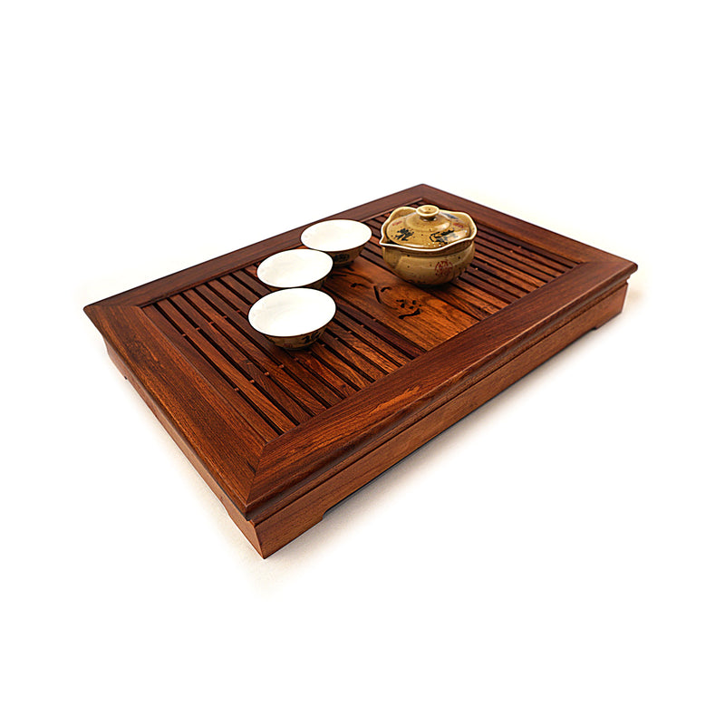 Rosewood Tea Tray