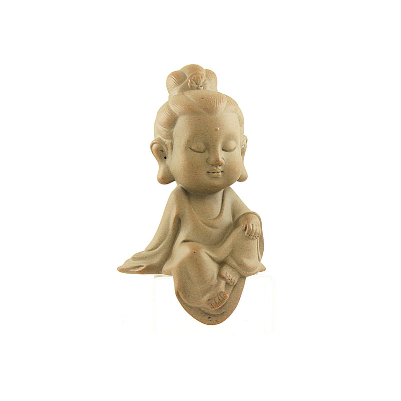 Sitting Buddha Terracotta #3