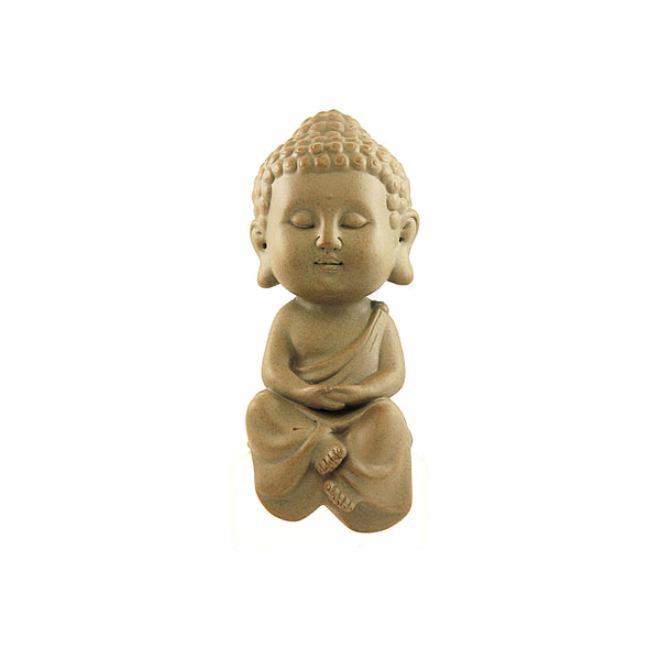 Sitting Buddha Terracotta #1