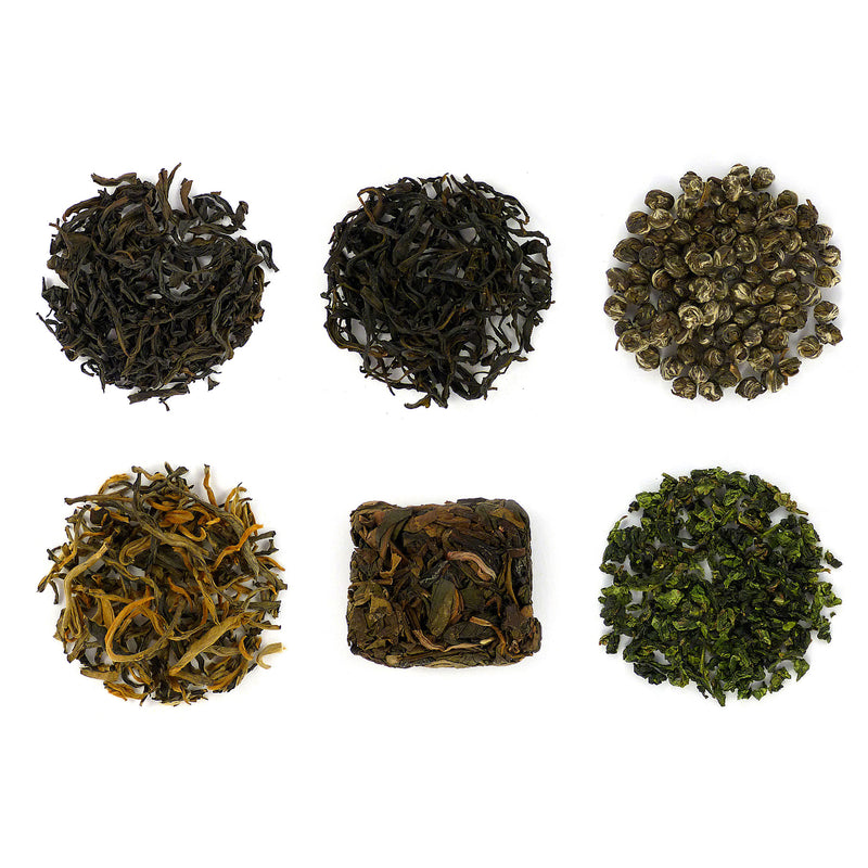 Tea Master's Collection  茶師傅系列