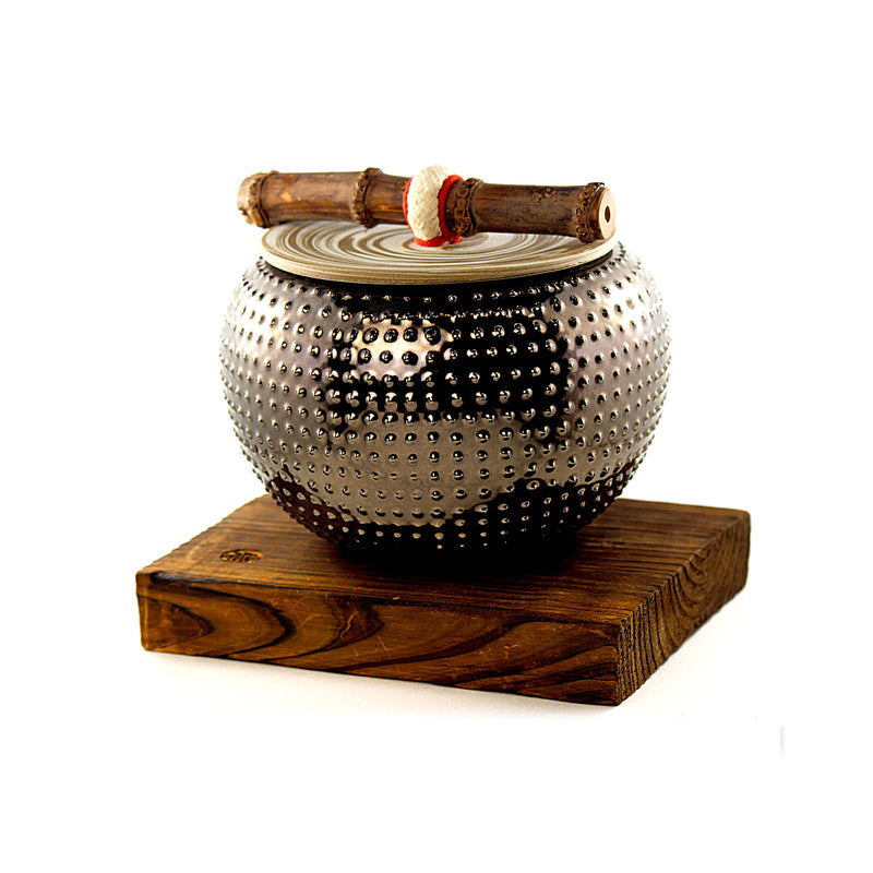 Ceramic Canister Bowl (Caddy)