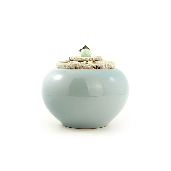 Tea Canister (Caddy) 官(Guan) kiln