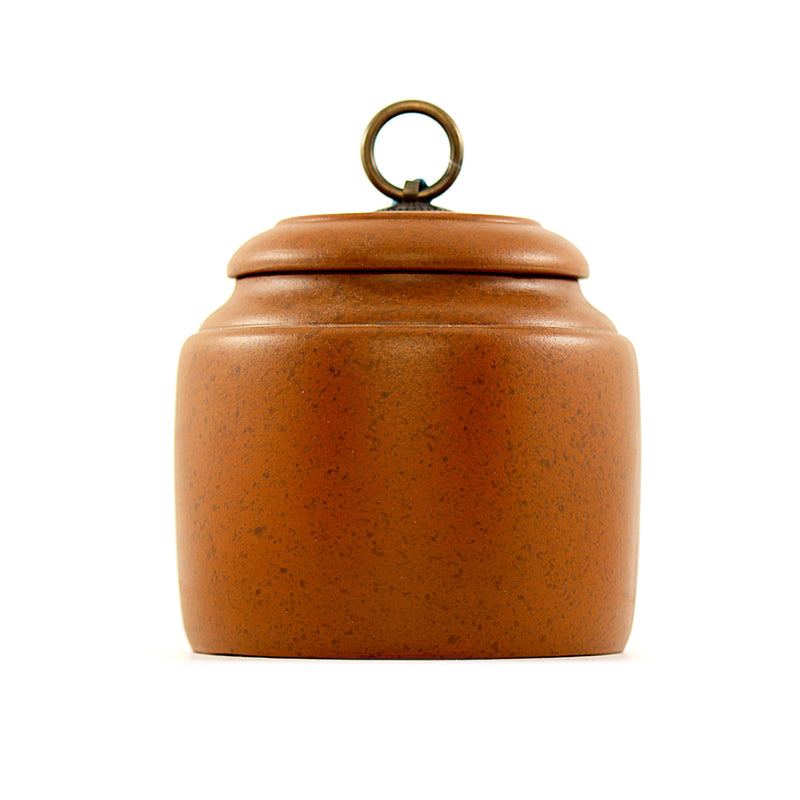 Terracotta Tea Canister (Caddy) ANR5312