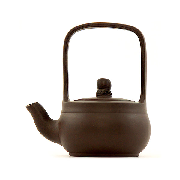 Yixing Terracotta Chinese Teapot #APR007 宜興紫砂茶壶