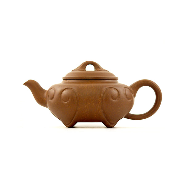 Yixing Terracotta Chinese Teapot #APR138 宜興紫砂茶壶