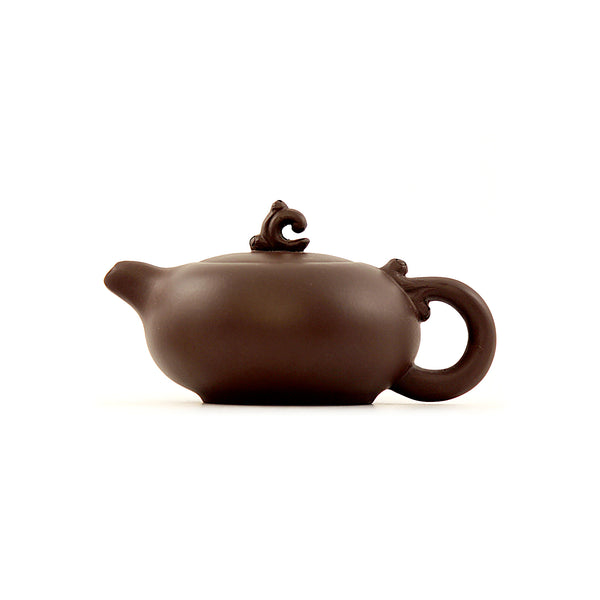 Yixing Terracotta Chinese Teapot #APR156 宜興紫砂茶壶