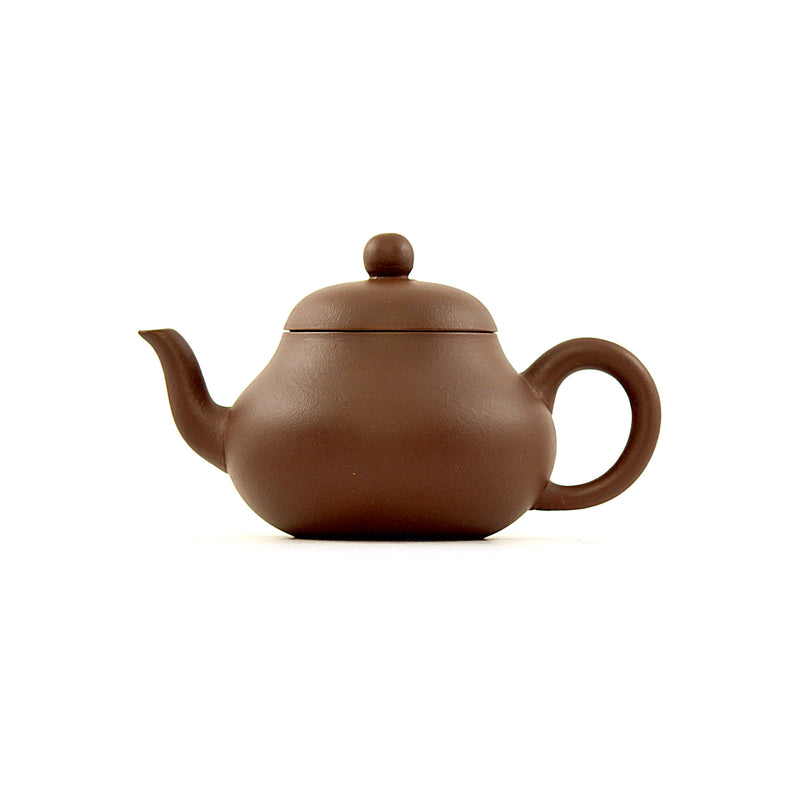 Yixing Terracotta Chinese Teapot #APR171 宜興紫砂茶壶