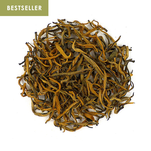 Yunnan Imperial Golden Bud (bestseller) 雲南 貢品滇紅