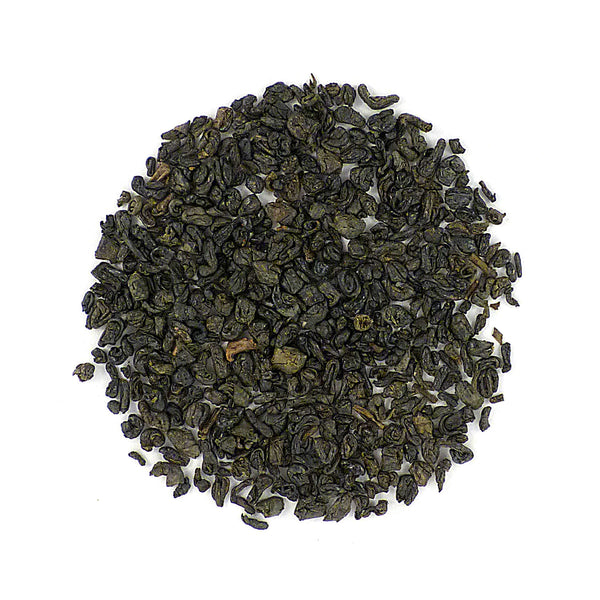 Gun Powder Dark Green 江西 珠茶