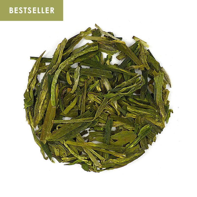 West Lake Long Jing (Dragon Well) bestseller 浙江 西湖龍井