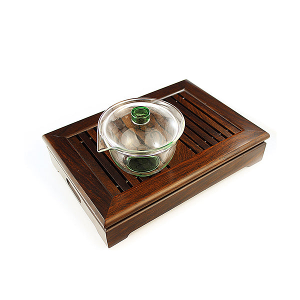 Glass Gaiwan 250ml Green