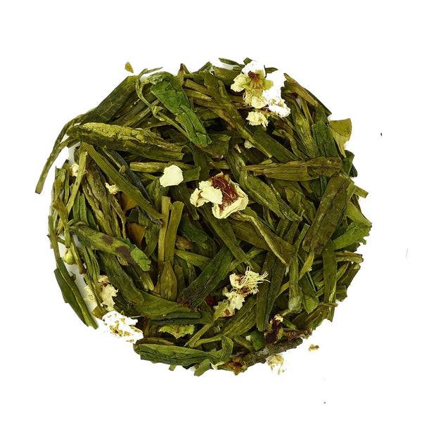 Green Plum Blossom Long Jing 綠梅龍井