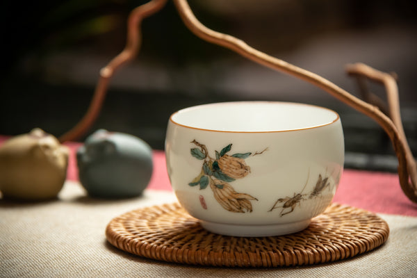 Master Cup He & She Jingdezhen Hand Crafted