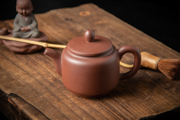 Yixing Terracotta Teapot Zi Ni - The Aroma