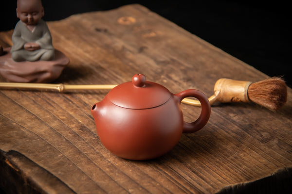 Yixing Terracotta Teapot Xishi Mini