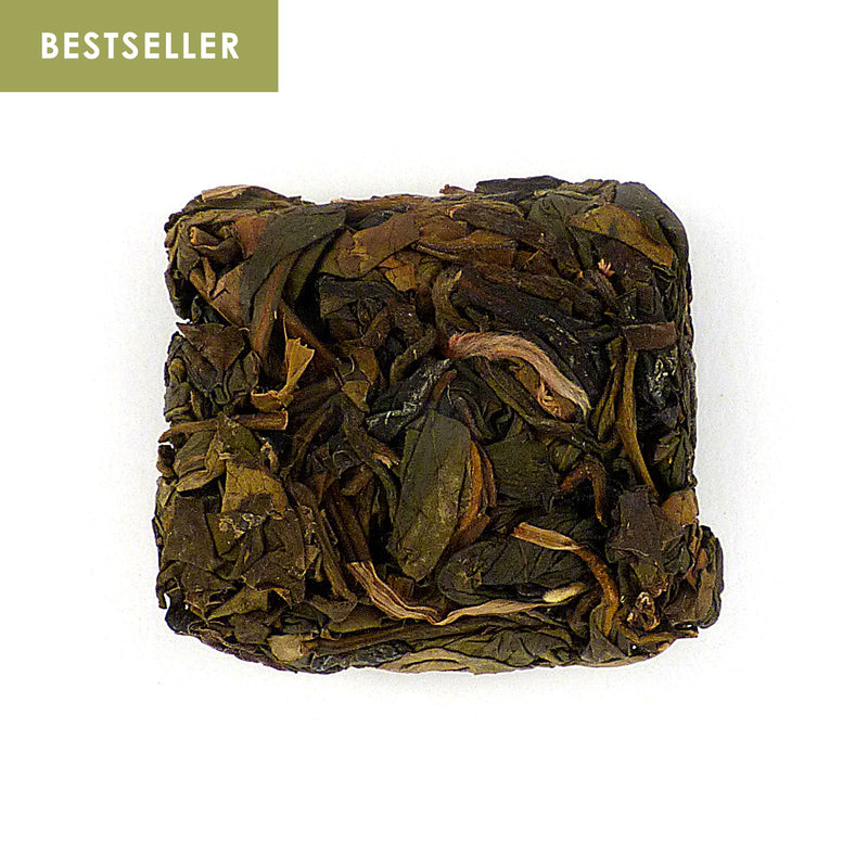 Qi Wu Special Pressed Aged Oolong (bestseller) 福建 奇烏陳茶