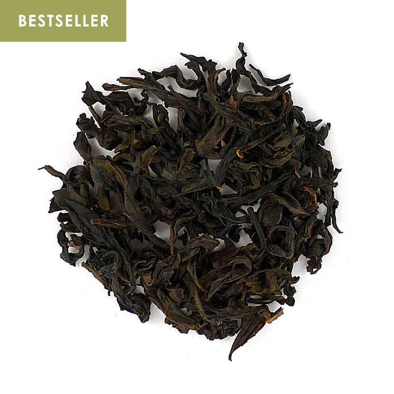 Golden Goddess Oolong - charcoal dried (bestseller) 武夷山 金觀音