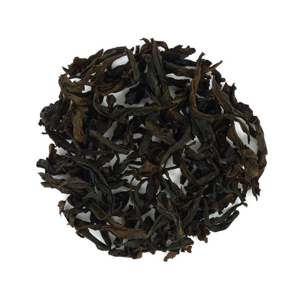 Aged Golden Goddess Cliff Oolong 陳年金觀音岩茶 2012