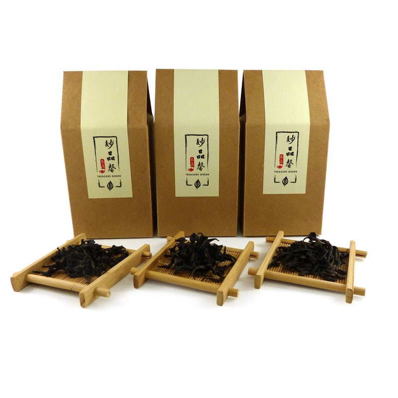 Seven Year Itch Cliff Oolongs Special Edition   七年之癢岩茶特別限量版
