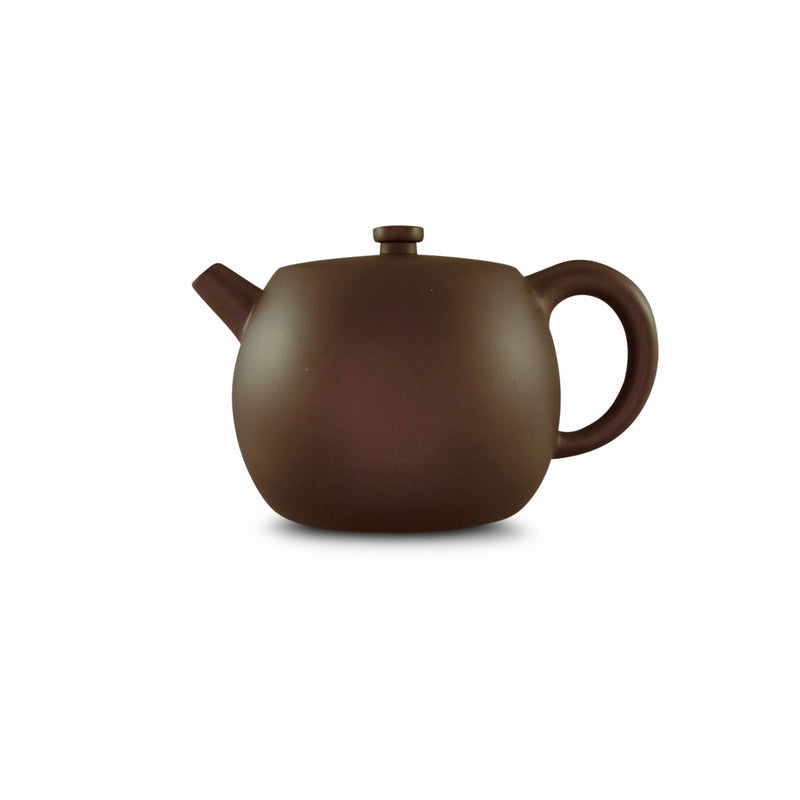 Yixing Terracotta Teapot Zi Qie Ni - Well Spring